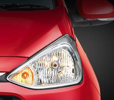 Đèn pha Hyundai Grand i10