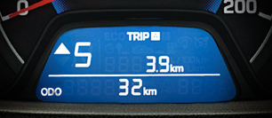Đồng hồ Xe ô tô i10 2017