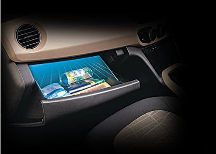 Tiện nghi Hyundai Grand i10
