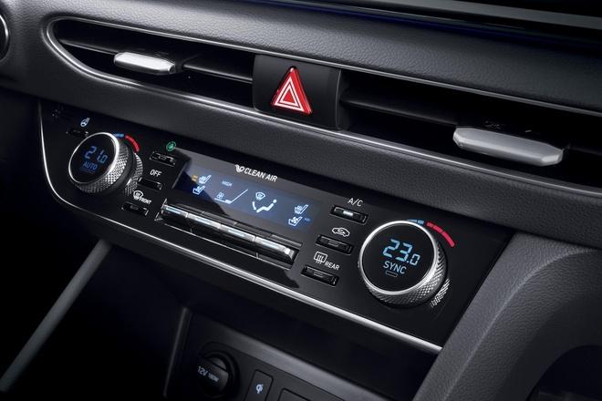 Hyundai ra mắt hệ thống điều hòa giúp giảm bụi mịn cho xe hơi