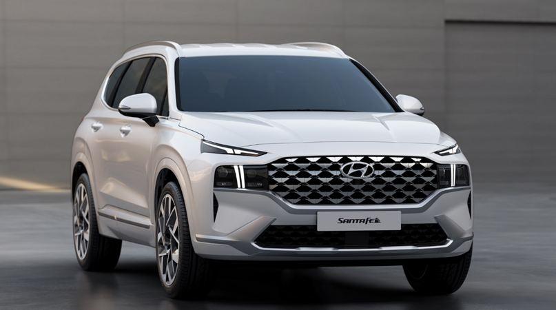 Hyundai Santafe 2021: Bản giao hưởng thiết kế sáng tạo và công nghệ đột phá