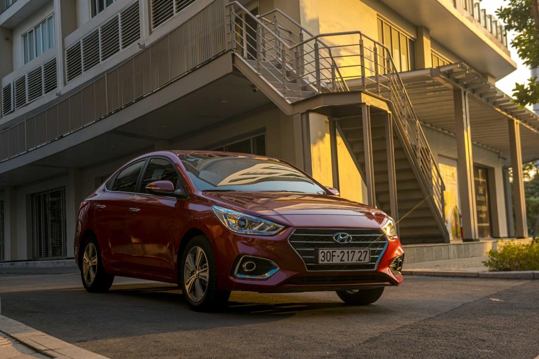 Hyundai Accent tiếp tục dẫn đầu doanh số của TC Motor