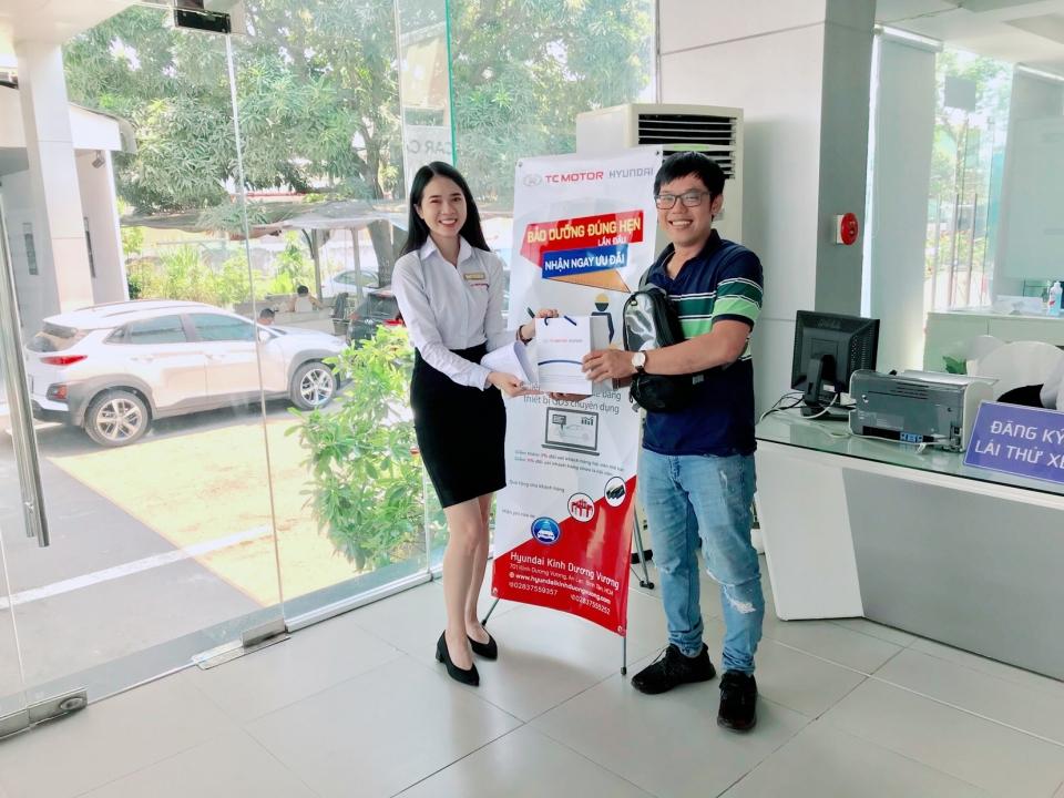 Hyundai Kinh Dương Vương Cảm Ơn Quý Khách