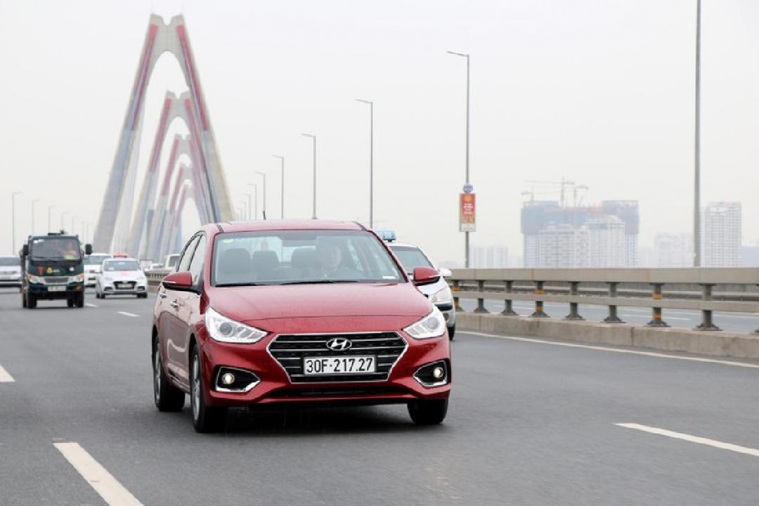 Hyundai vượt qua Toyota, trở thành thương hiệu ô tô bán chạy nhất Việt Nam năm 2019