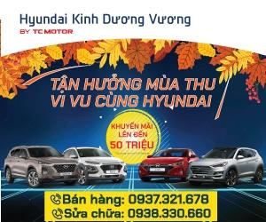 Sự kiện Trưng Bày tại Sao Đêm Cafe và Lái Thử tại Hyundai Kinh Dương Vương