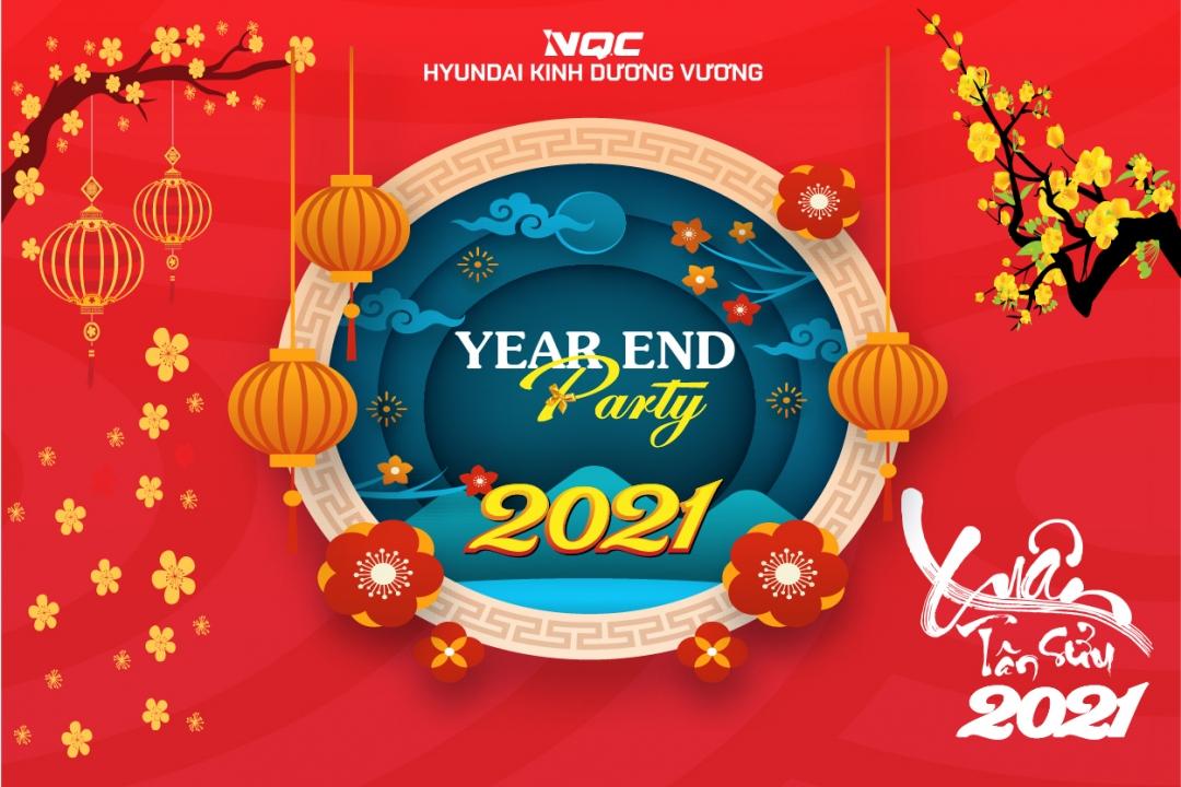 YEAR END PARTY HYUNDAI KINH DƯƠNG VƯƠNG